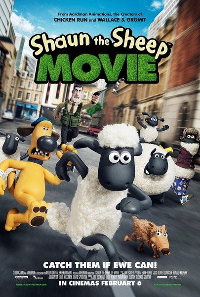 Shaun the Sheep Movie 小羊肖恩