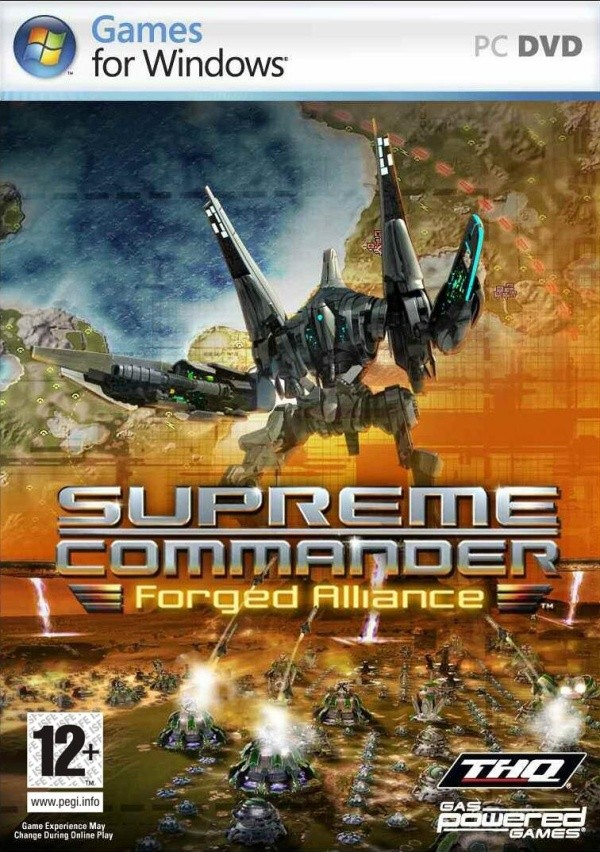 Supreme Commander: Forged Alliance 最高指挥官:钢铁联盟