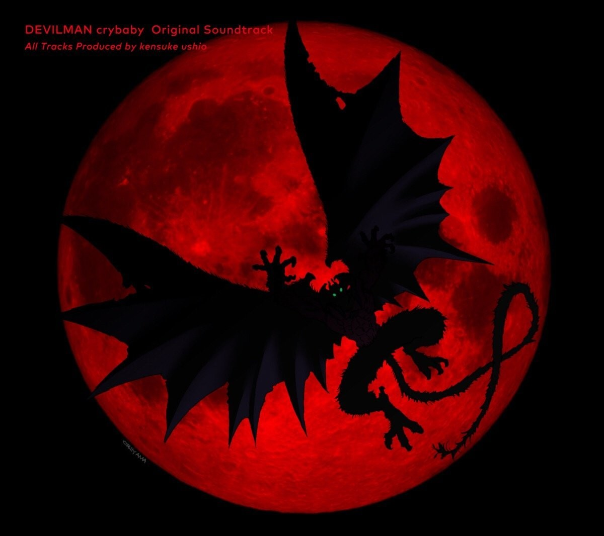 DEVILMAN crybaby Original Soundtrack