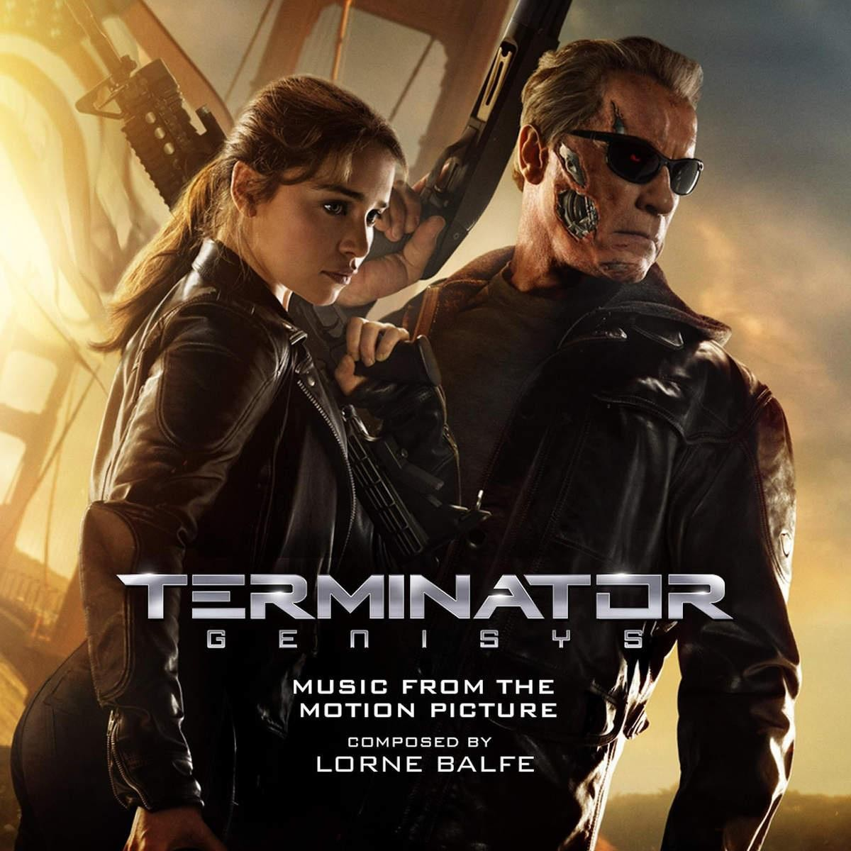 Terminator Genisys (Music from the Motion Picture) 终结者:创世纪 原声带
