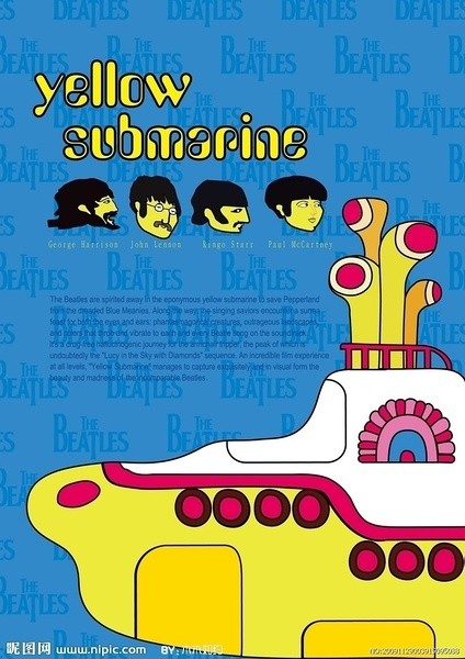 Yellow Submarine 黄色潜水艇