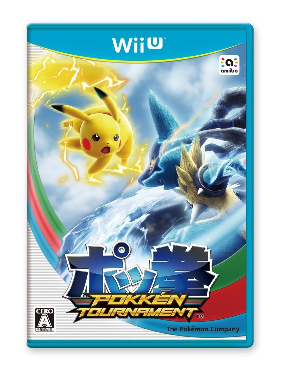ポッ拳 POKKÉN TOURNAMENT 宝拳