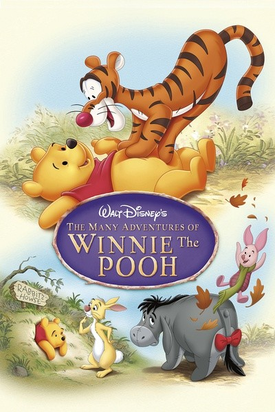 The Many Adventures of Winnie the Pooh 小熊维尼历险记