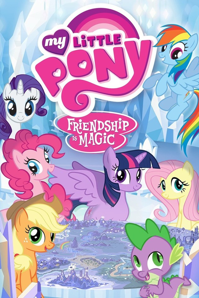 My Little Pony: Friendship Is Magic (Season 9) 小马驹G4 第九季