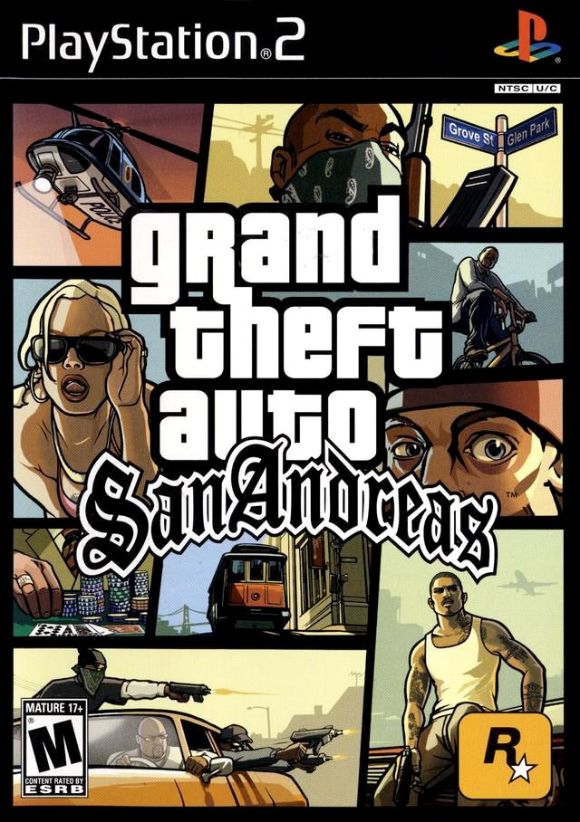 Grand Theft Auto: San Andreas 侠盗猎车手:圣安地列斯