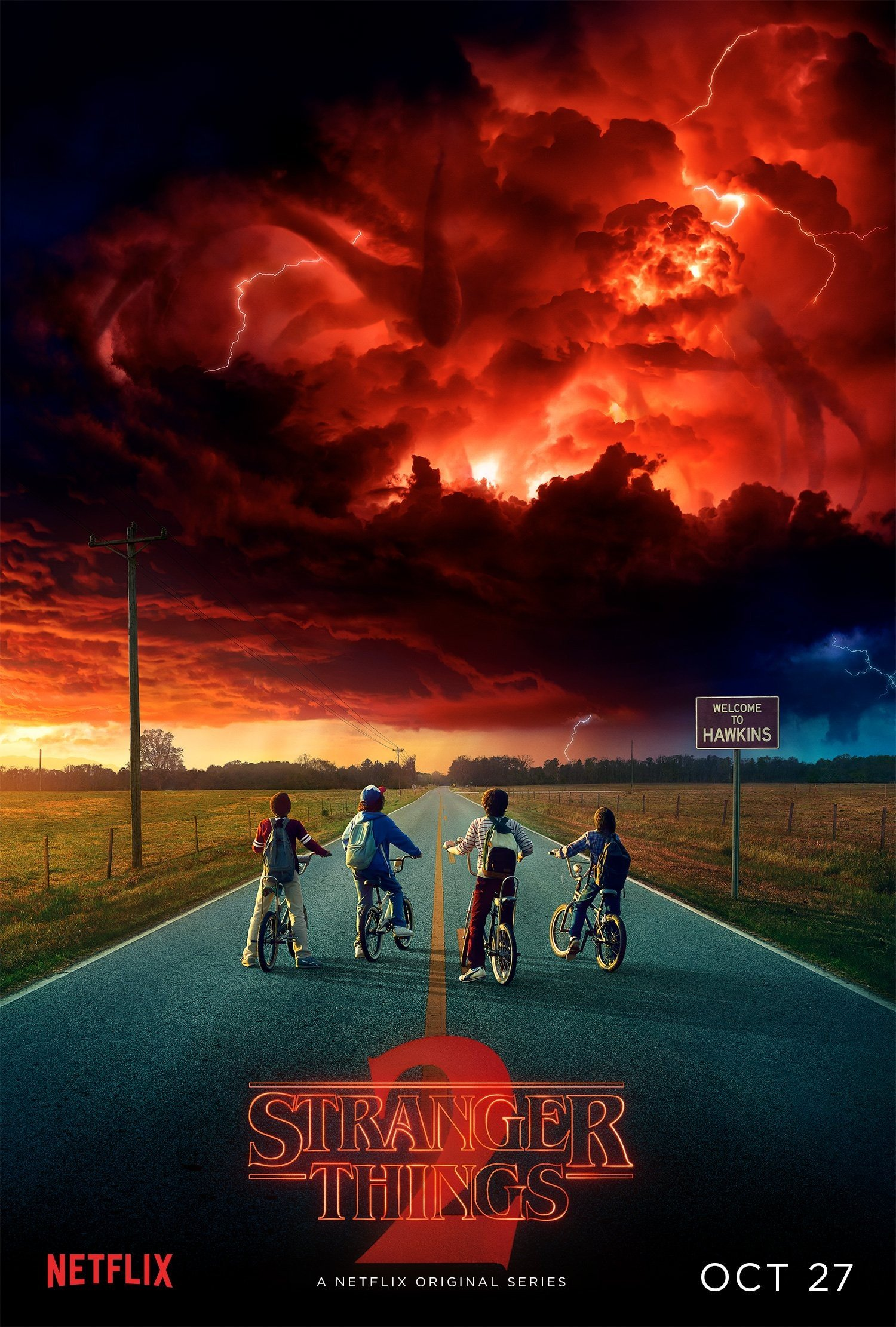 Stranger Things Season 2 怪奇物语 第二季