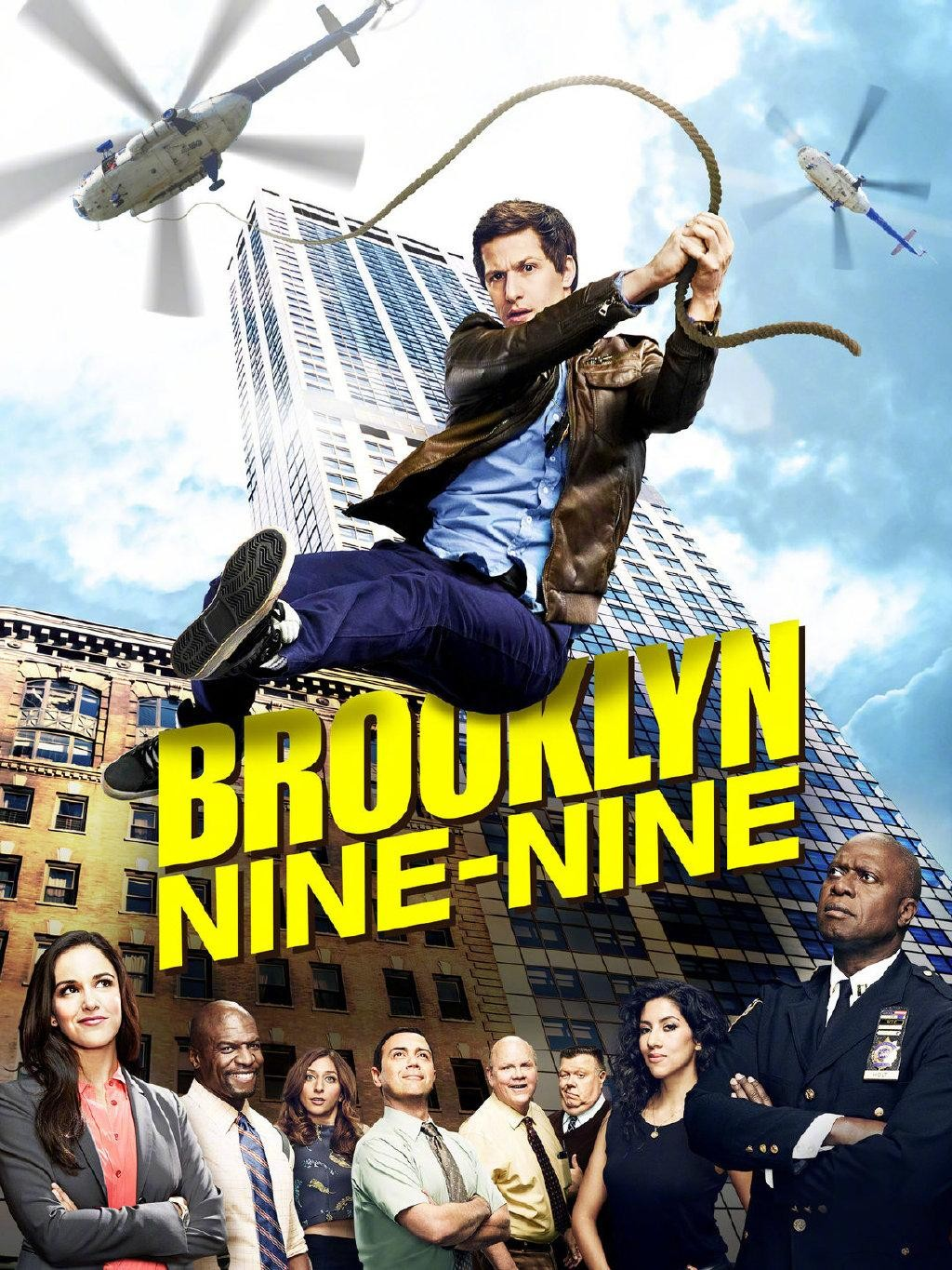 Brooklyn Nine-Nine Season 6 神烦警探 第六季