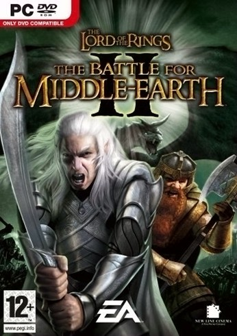 The Lord of the Rings: The Battle for Middle-Earth II 指环王:中土战争2