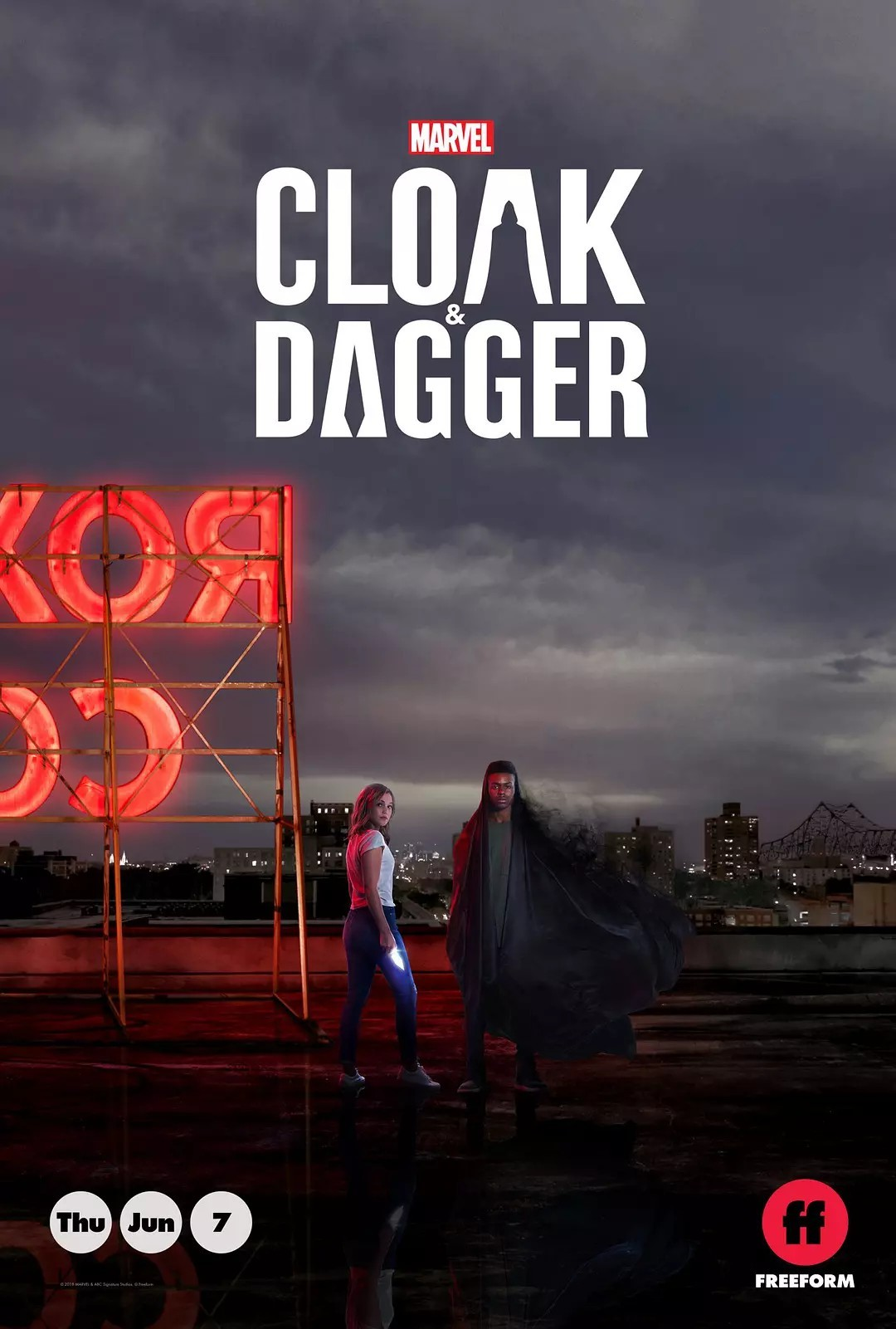 Marvel's Cloak & Dagger Season 1 斗篷与匕首 第一季