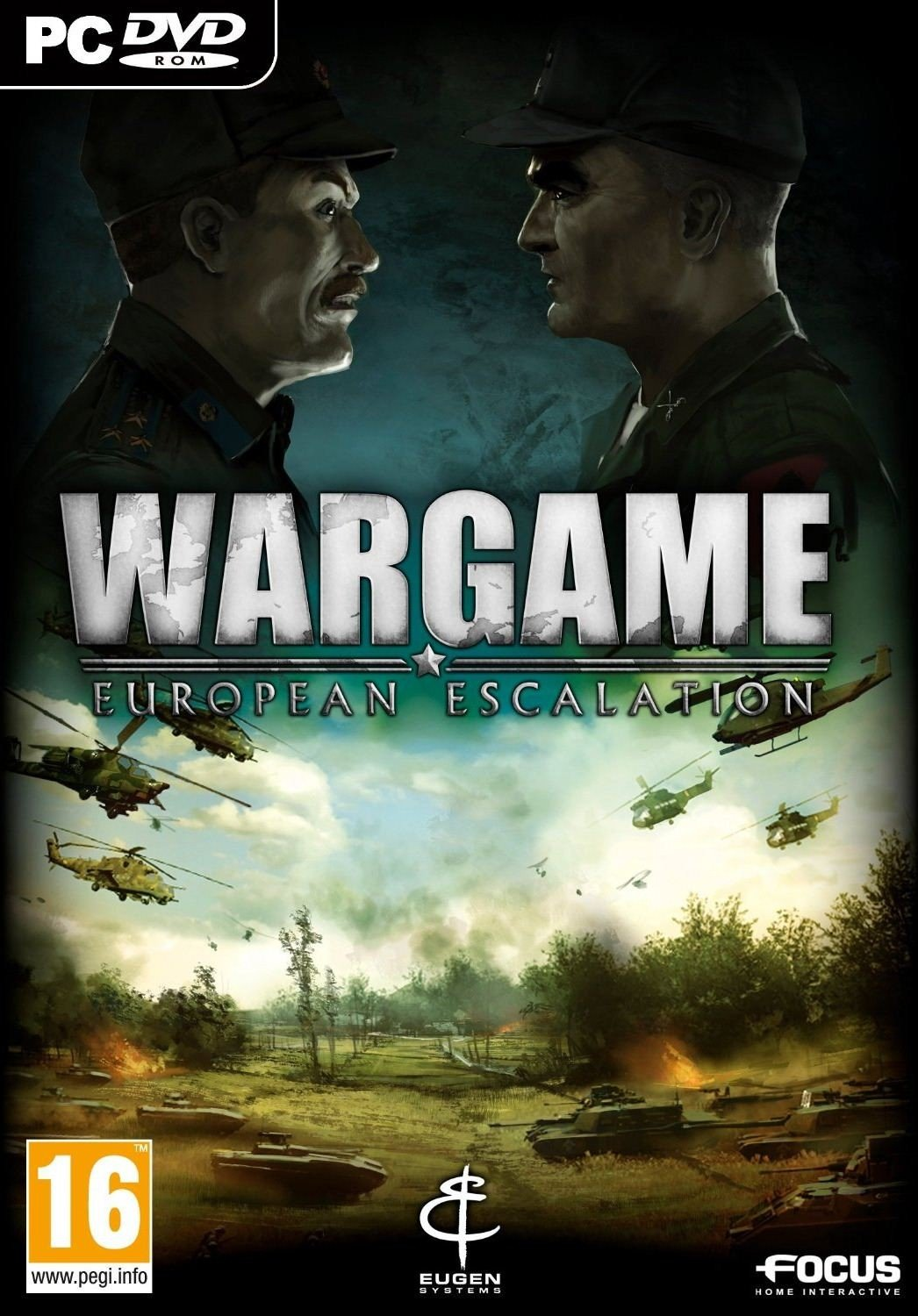 Wargame: European Escalation 战争游戏:欧洲扩张