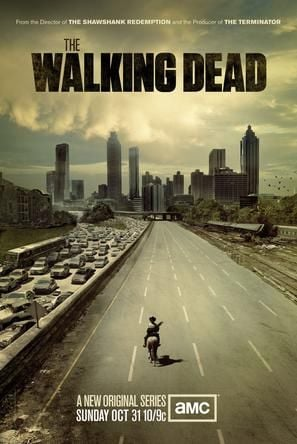 The Walking Dead Season 1 行尸走肉 第一季
