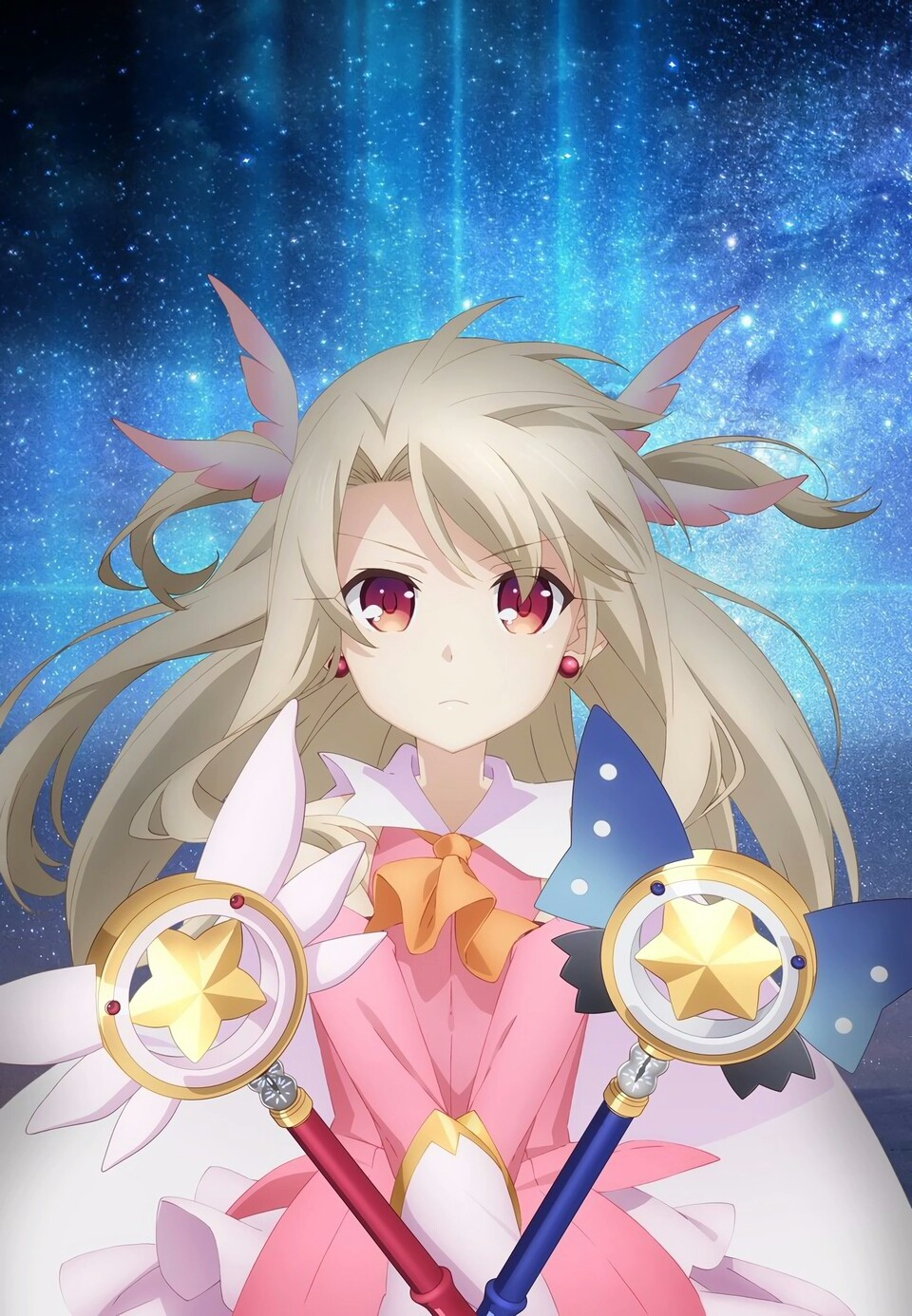 Fate/kaleid liner プリズマイリヤ 続編 Fate/kaleid liner 魔法少女伊莉雅 续篇