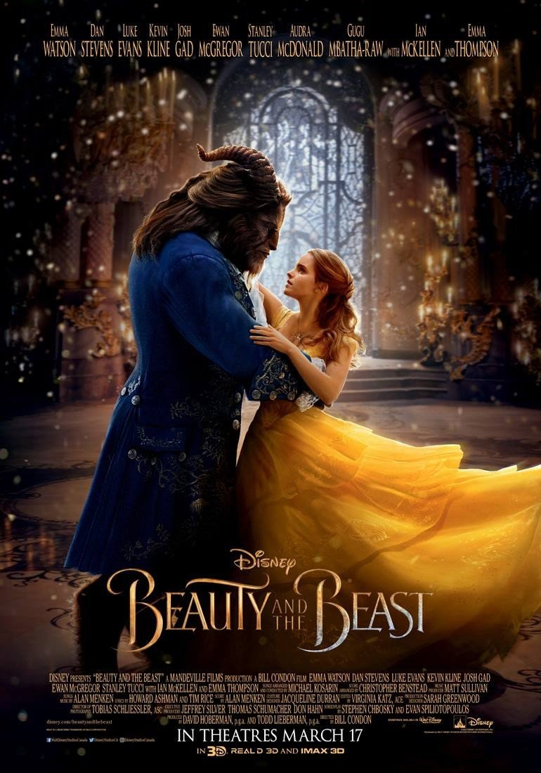 Beauty and the Beast 美女与野兽