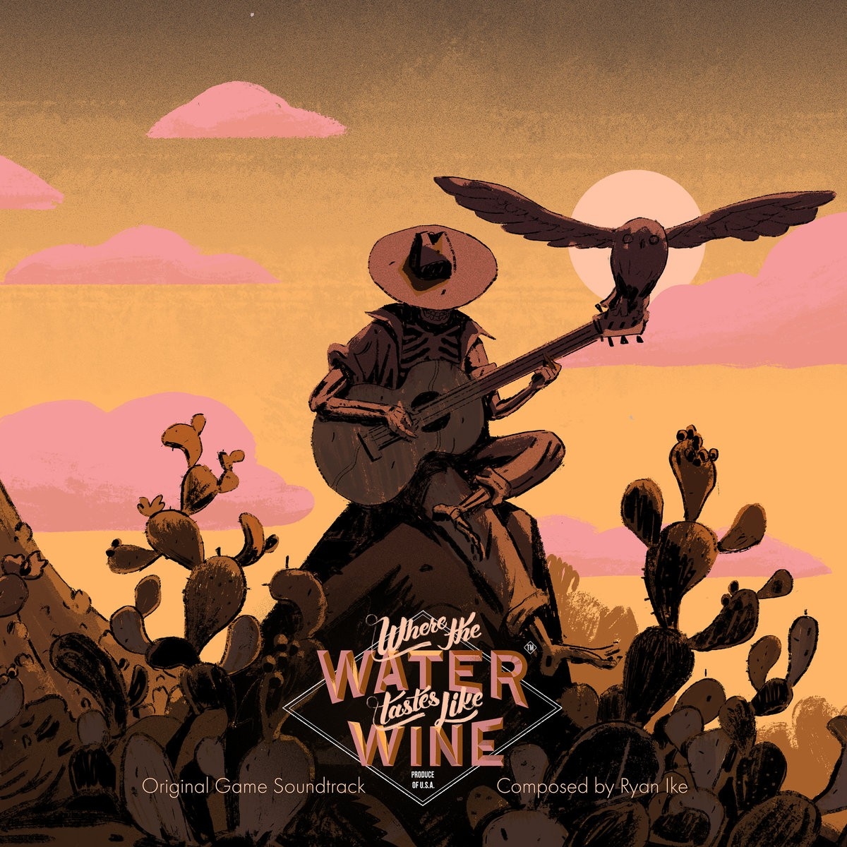 Where the Water Tastes Like Wine Original Game Soundtrack