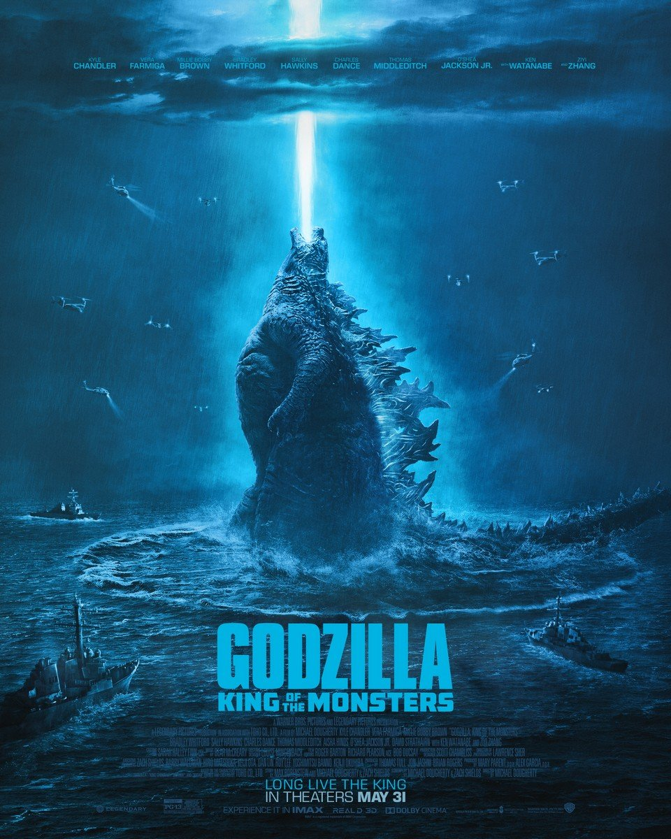 Godzilla: King of the Monsters 哥斯拉:怪兽之王
