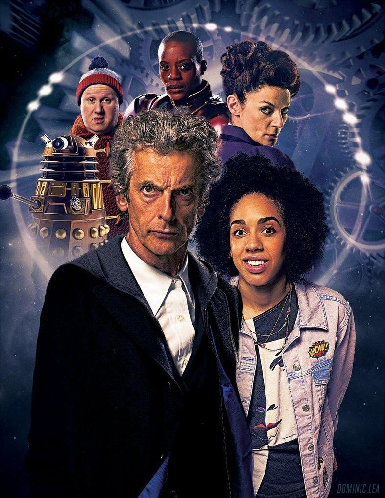 Doctor Who (Season 10) 神秘博士 第十季