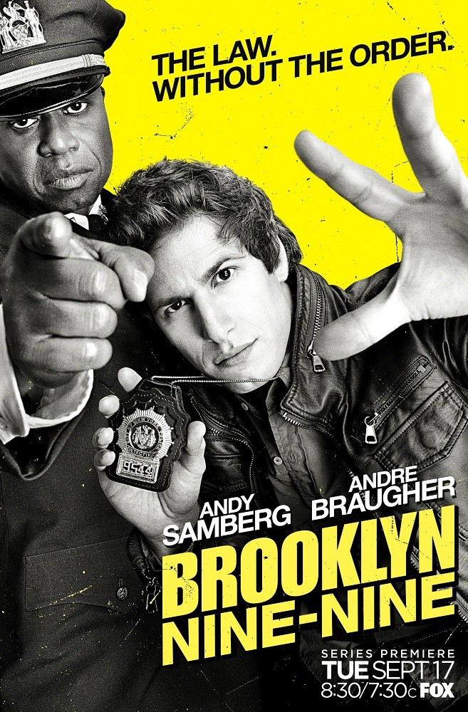 Brooklyn Nine-Nine Season 1 神烦警探 第一季