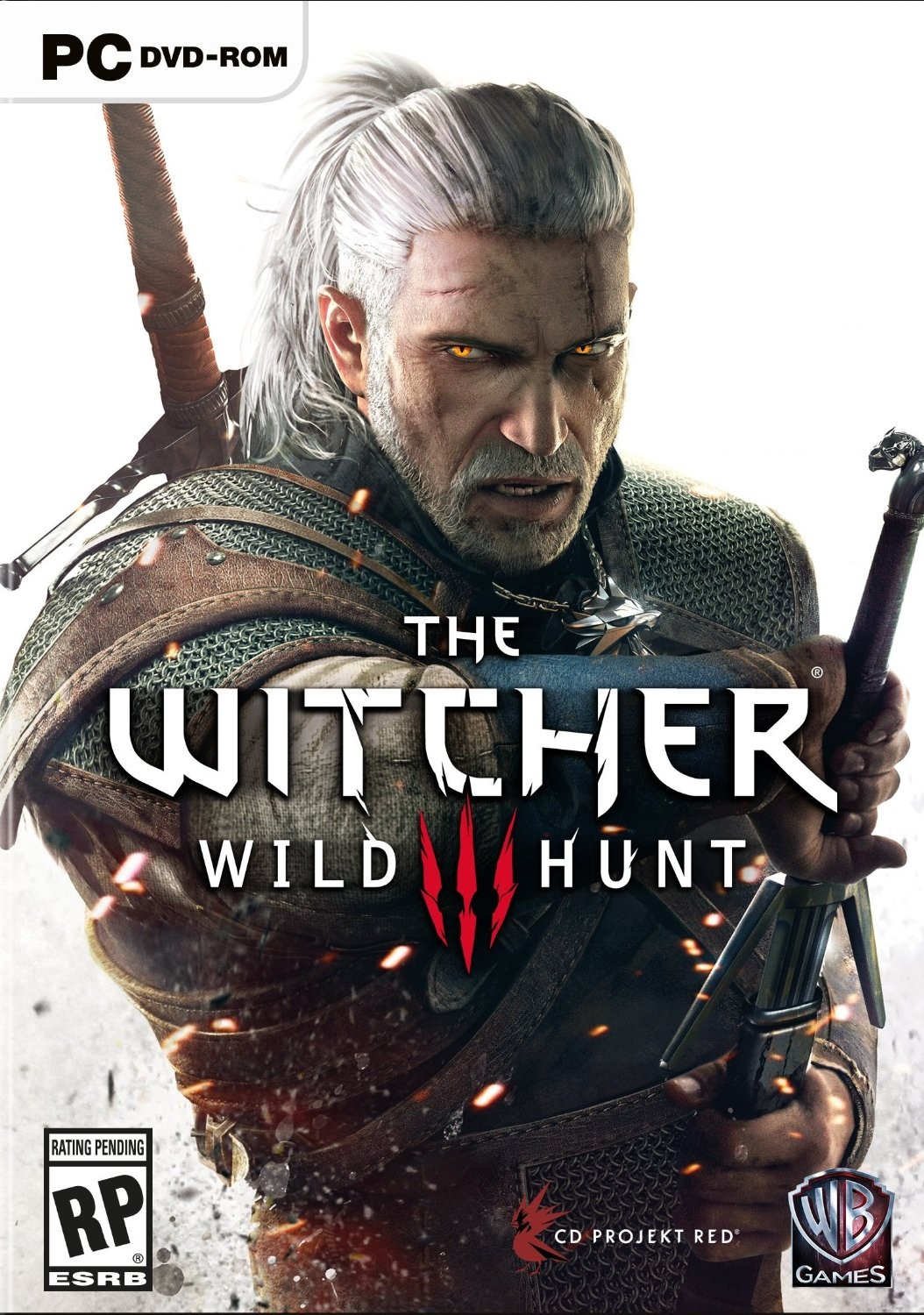 The Witcher 3: Wild Hunt 巫师3 狂猎