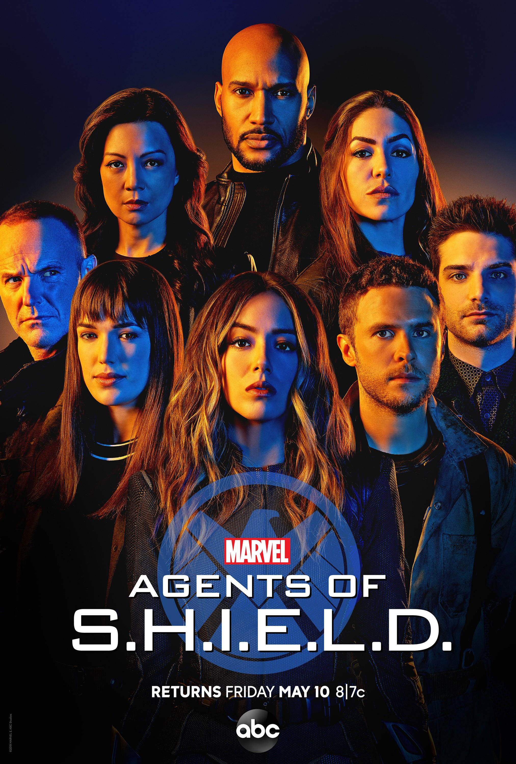 Agents of S.H.I.E.L.D. (Season 6) 神盾局特工 第六季