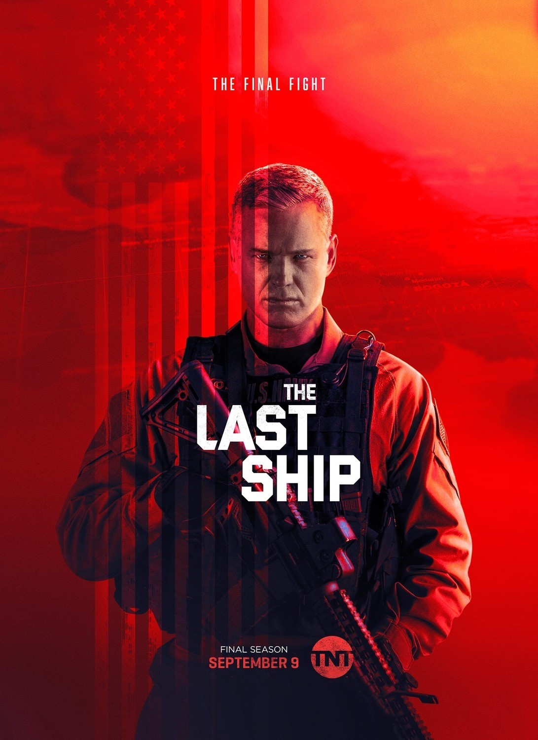 The Last Ship Season 5 末日孤舰 第五季