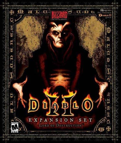 Diablo II: Lord of Destruction 暗黑破坏神Ⅱ:毁灭之王