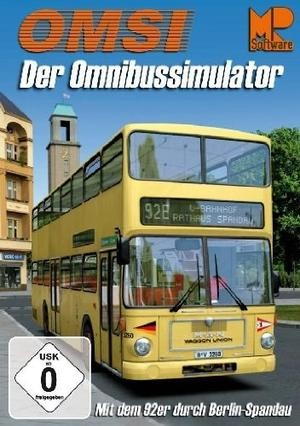 OMSI - The Bus Simulator 德国巴士模拟