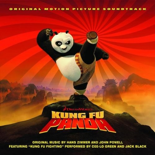 Kung Fu Panda (Original Motion Picture Soundtrack) 功夫熊猫电影原声
