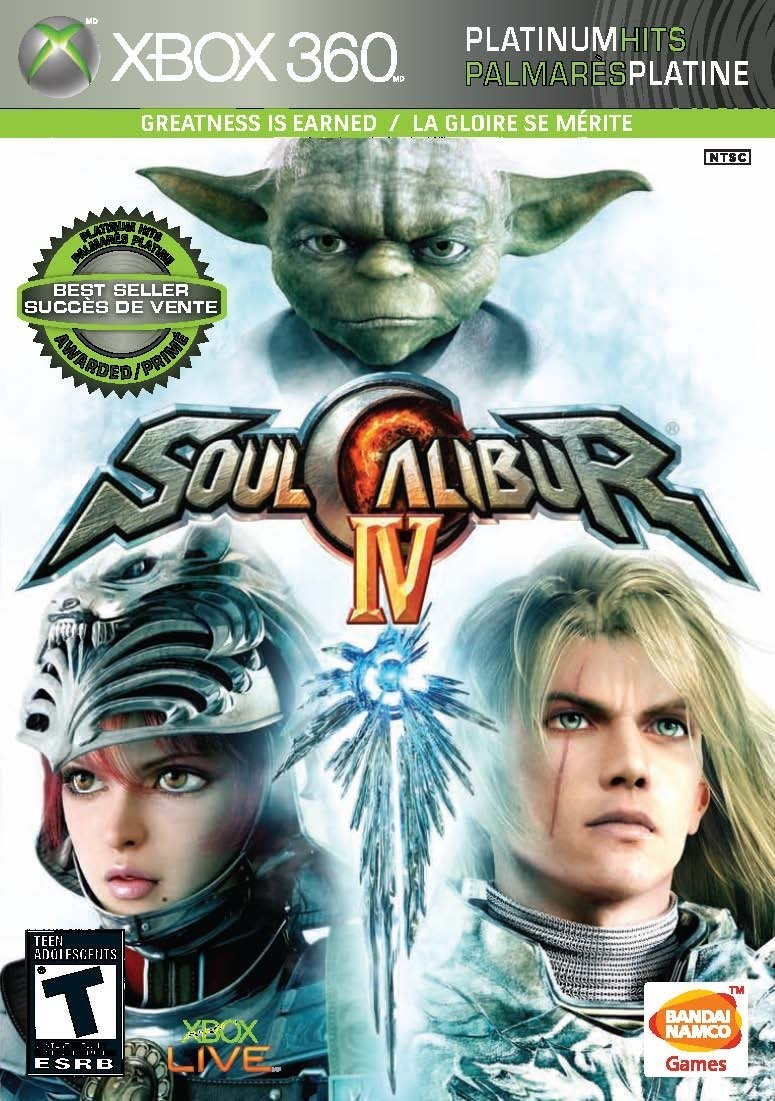 Soul Calibur IV 灵魂能力4