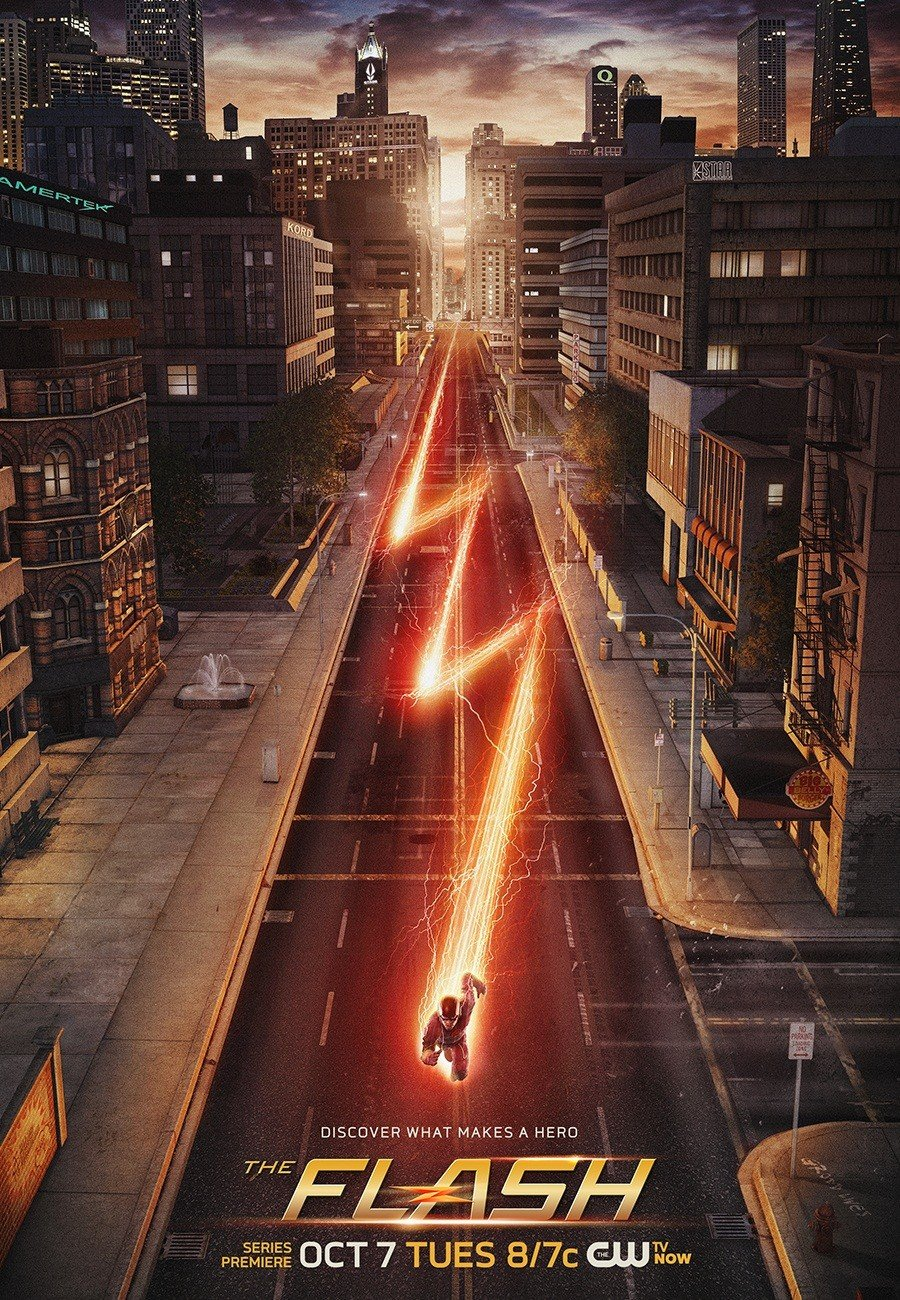 The Flash 闪电侠
