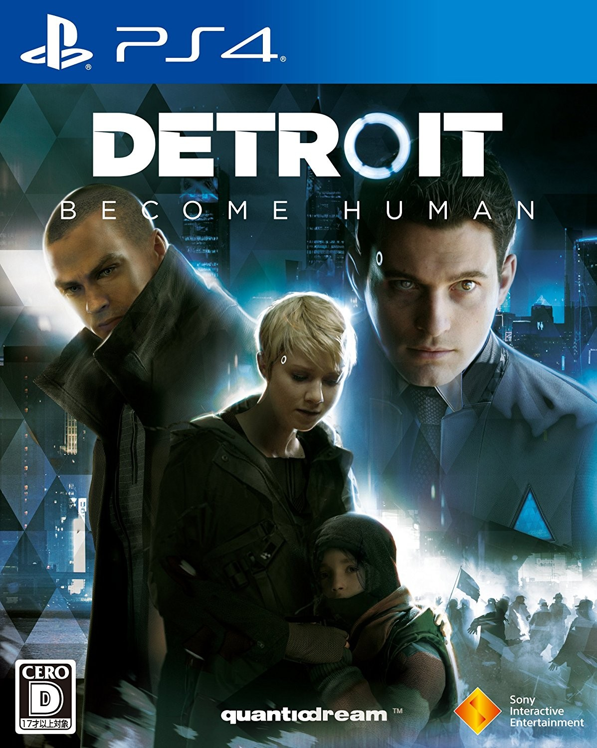 Detroit: Become Human 底特律 我欲成人