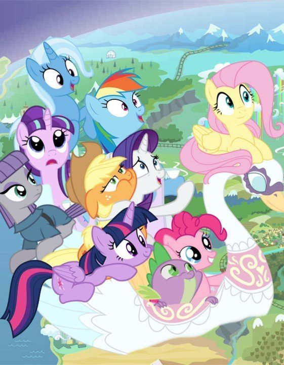 My Little Pony: Friendship Is Magic: S7 小马驹G4 第七季