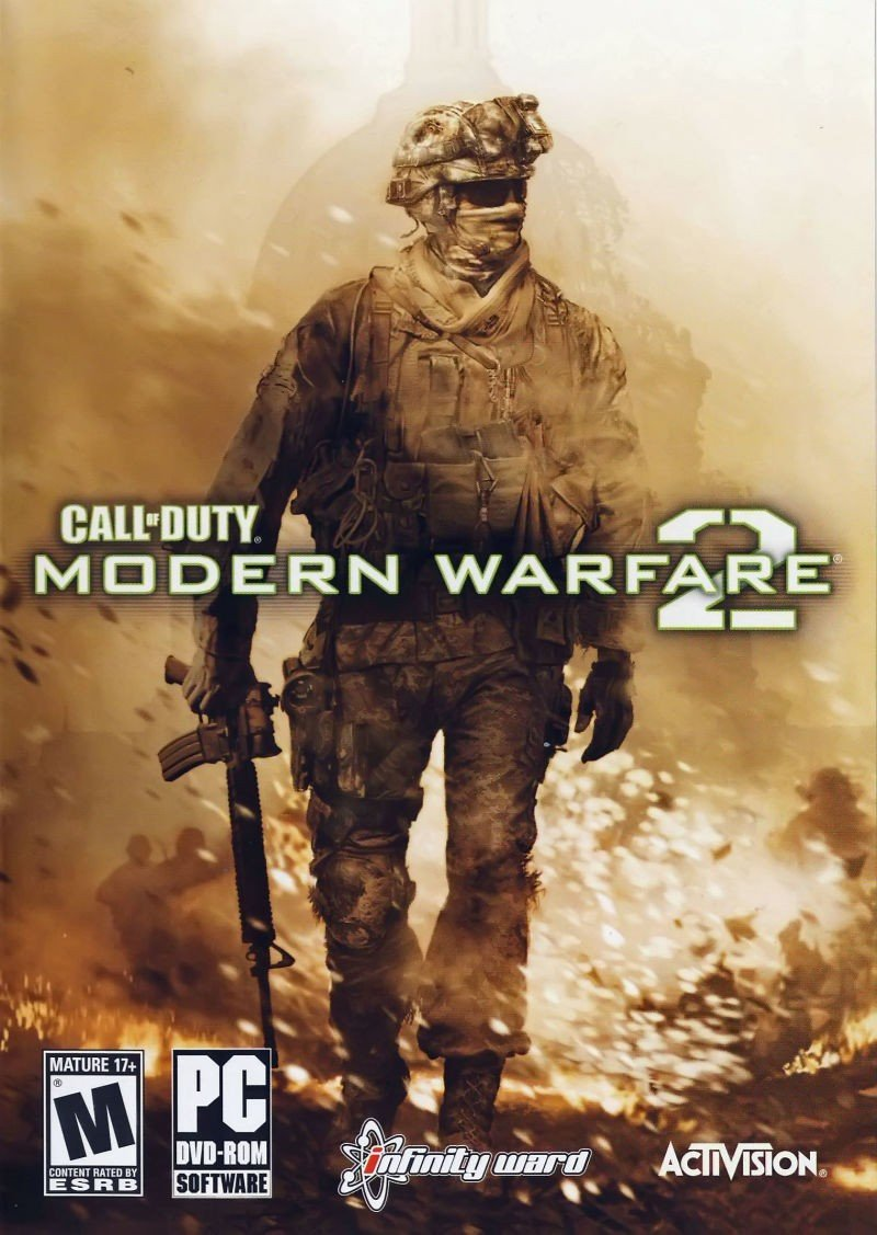Call of Duty: Modern Warfare 2 使命召唤6:现代战争 2