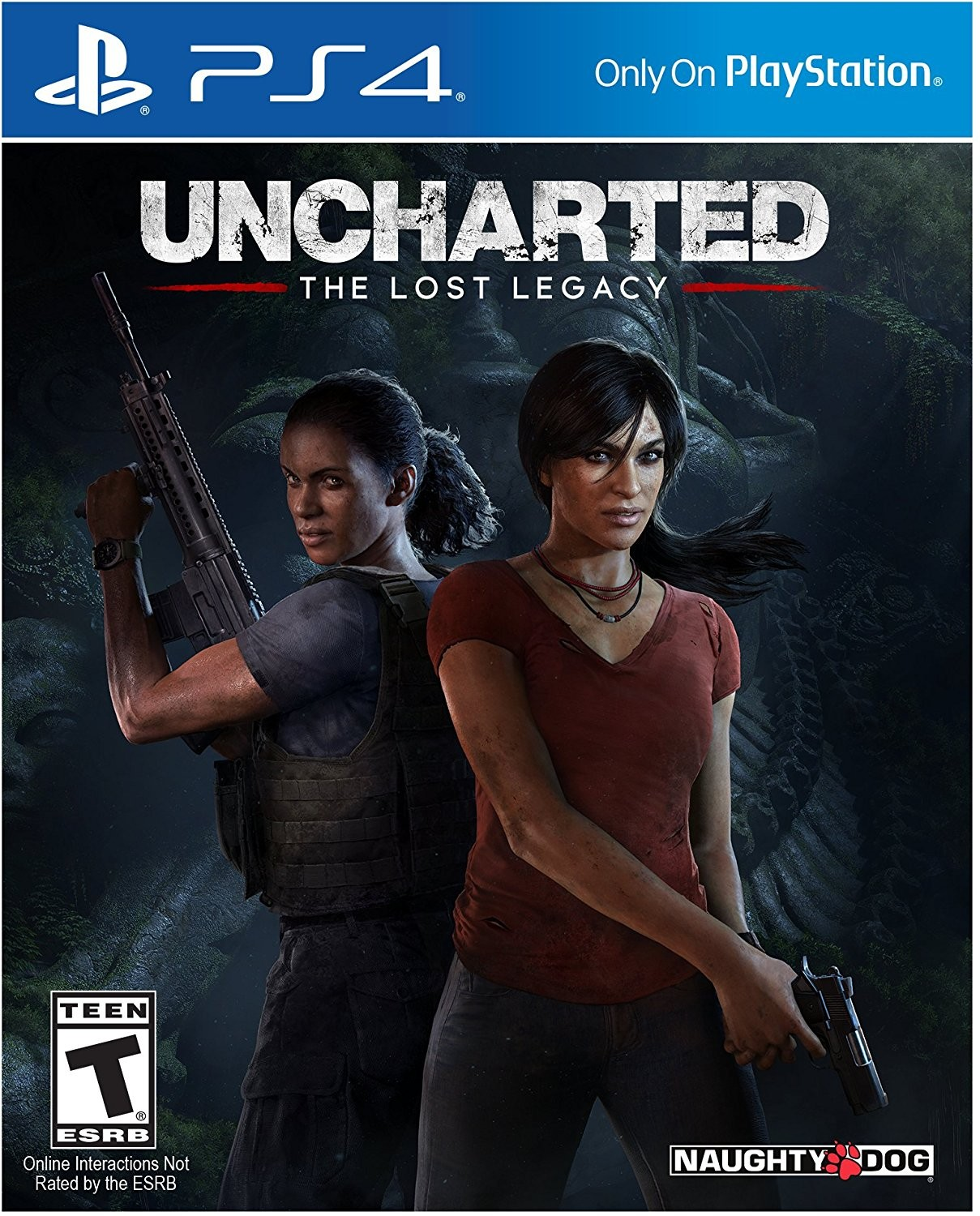 Uncharted: The Lost Legacy 神秘海域 失落的遗产