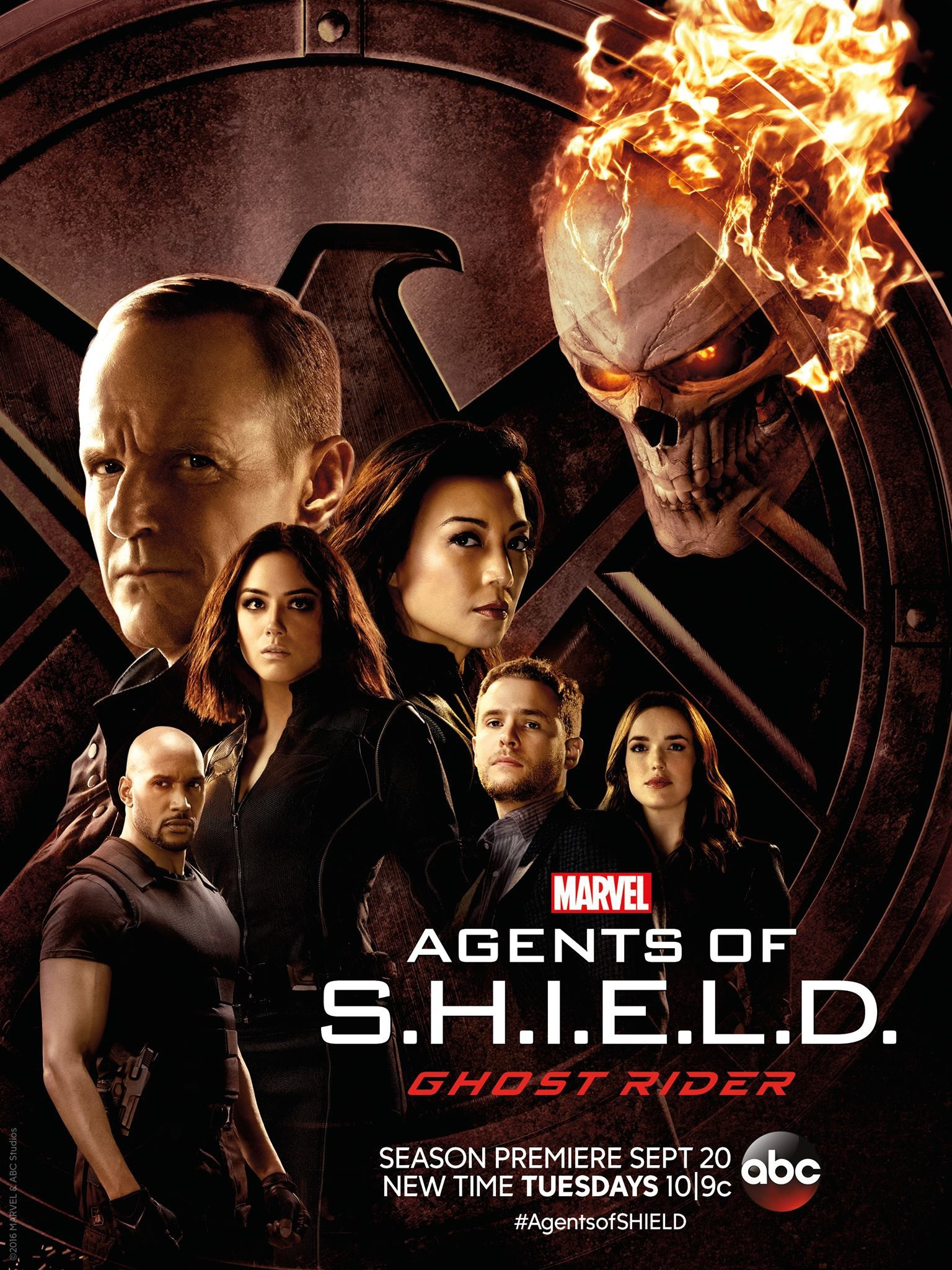 Agents of S.H.I.E.L.D. (Season 4) 神盾局特工 第四季