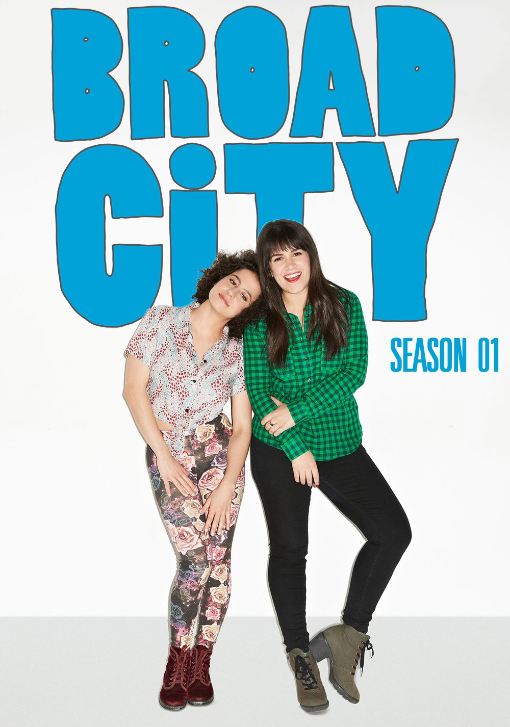 Broad City (Season 1) 大城小妞 第一季