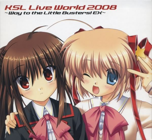 KSL Live World 2008 way to the Little Busters! EX