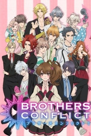 BROTHERS CONFLICT 兄弟战争