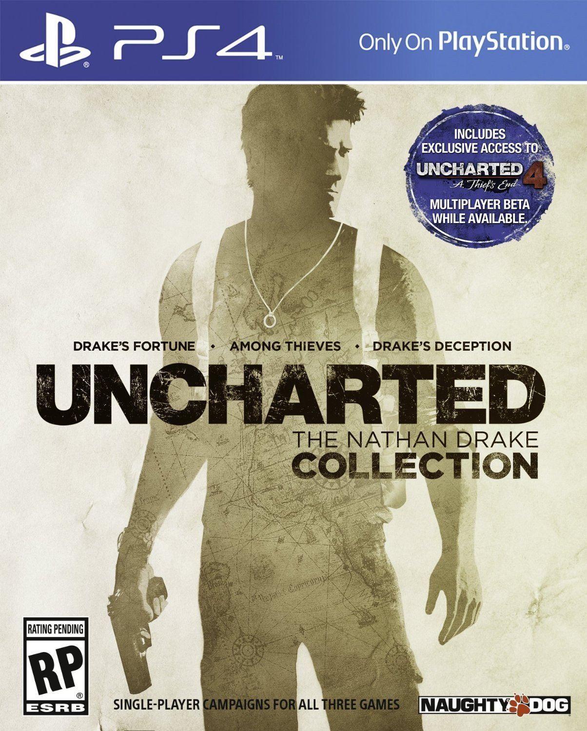 UNCHARTED: The Nathan Drake Collection 神秘海域:奈森•德雷克合集