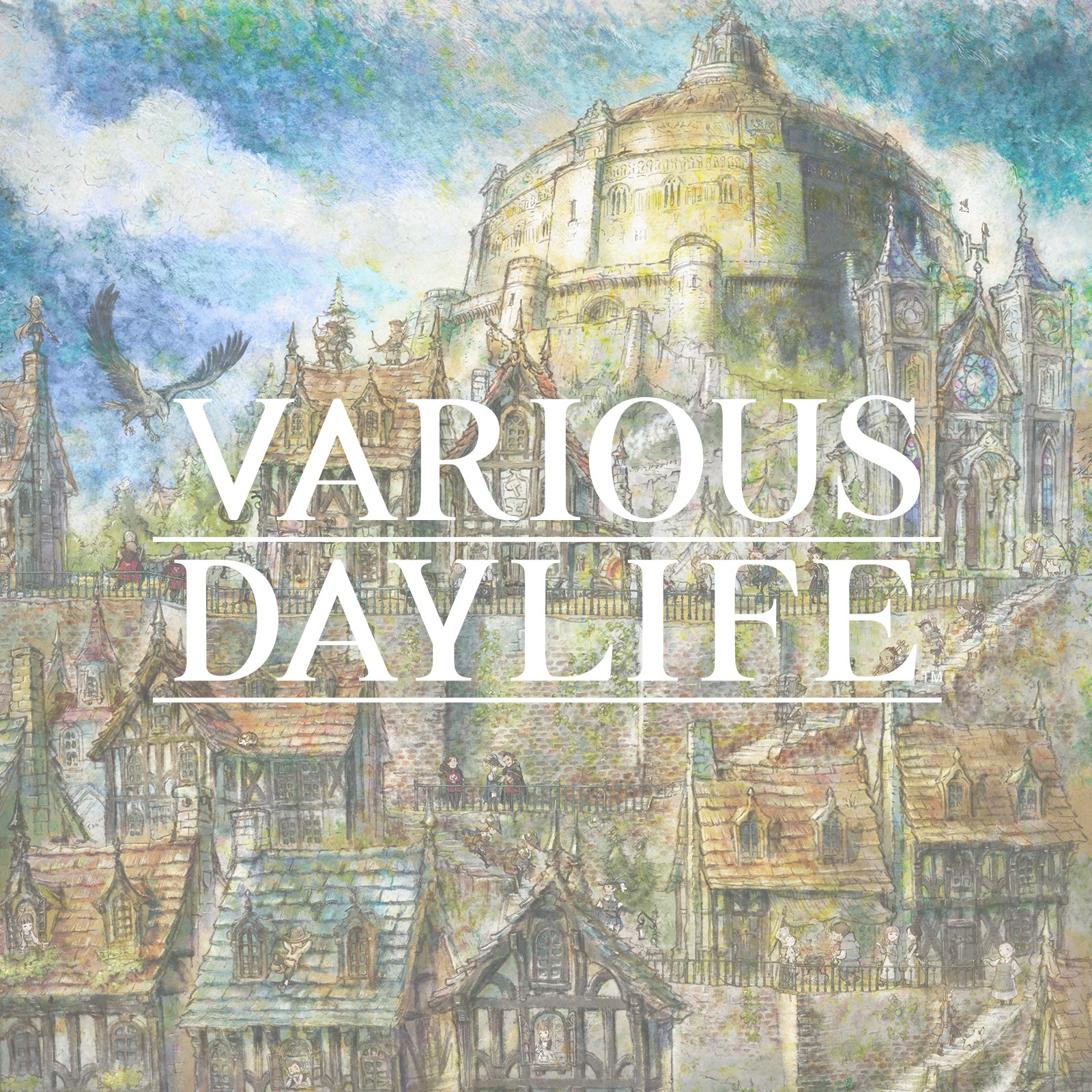 VARIOUS DAYLIFE Original Soundtrack