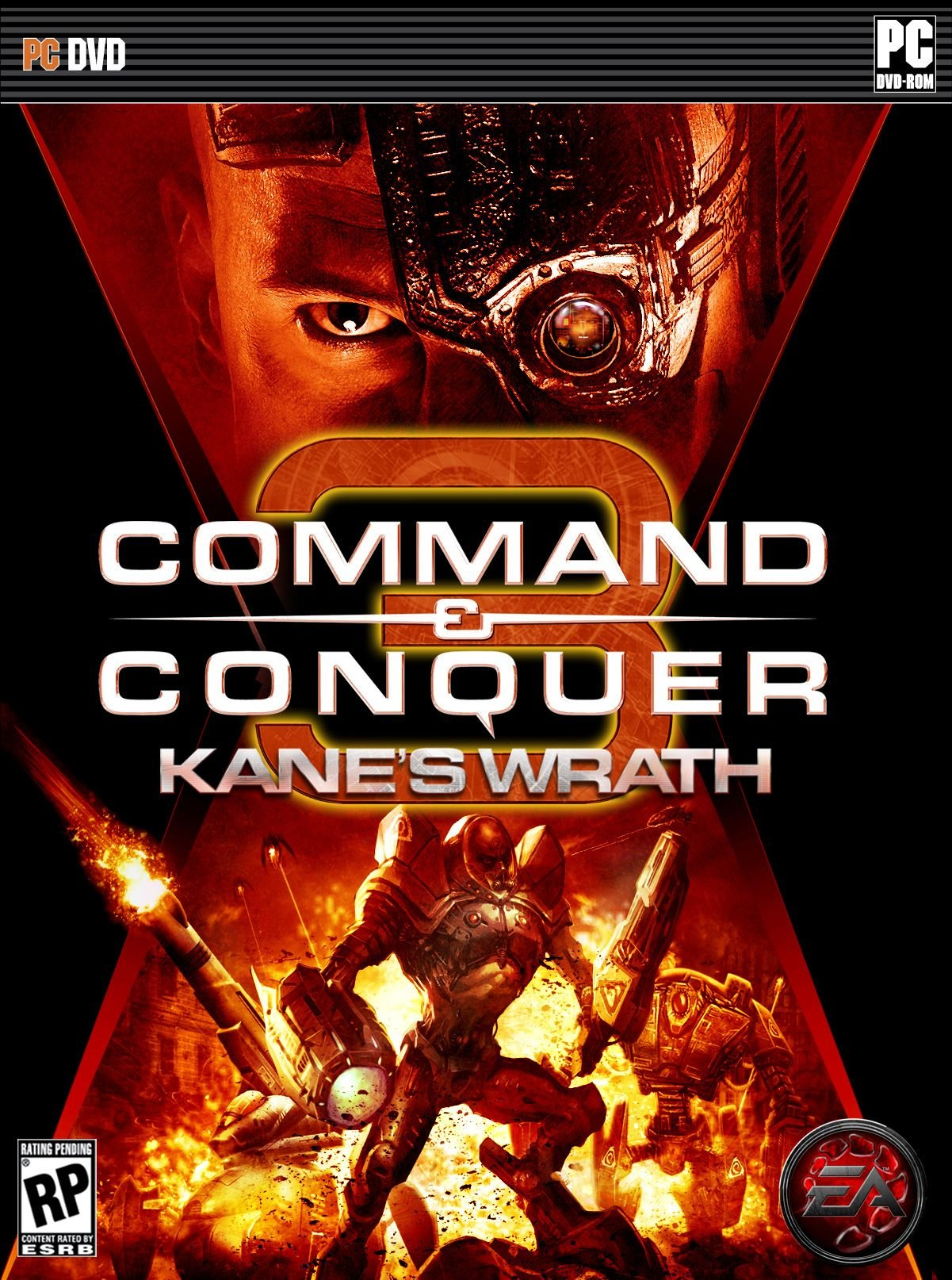 Command & Conquer 3: Kane`s Wrath 命令与征服3:凯恩之怒