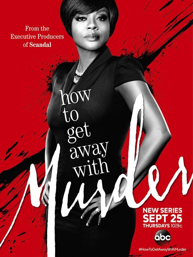 How to Get Away with Murder (Season 1) 逍遥法外 第一季