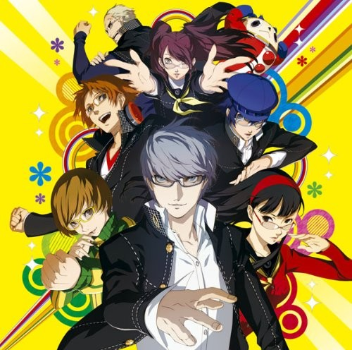 Persona4 the GOLDEN Original Soundtrack