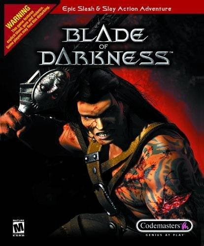 Blade of Darkness 黑暗之刃