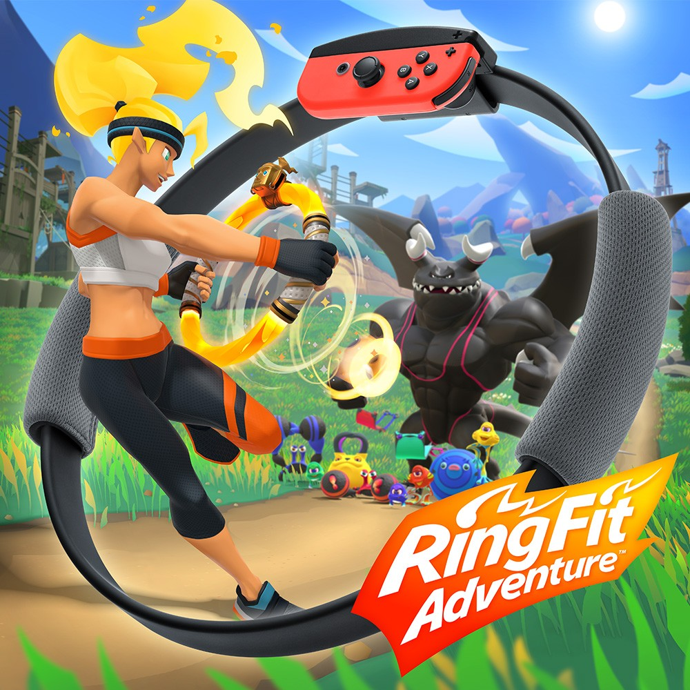 Ring Fit Adventure 健身环大冒险