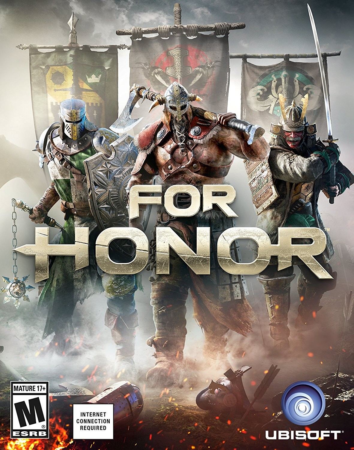 For Honor 荣耀战魂
