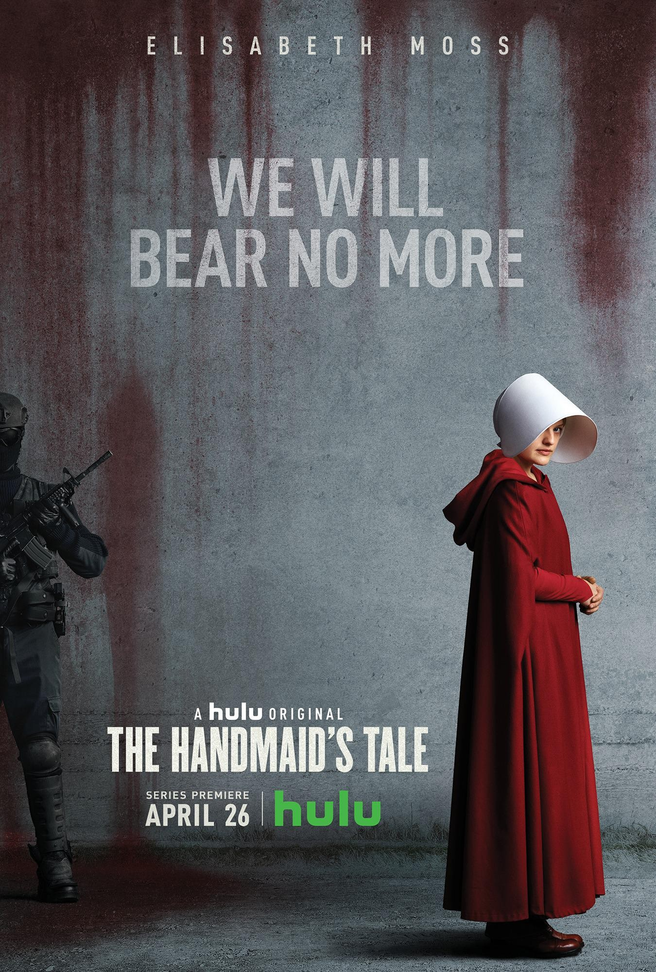 The Handmaid's Tale Season 1 使女的故事 第一季