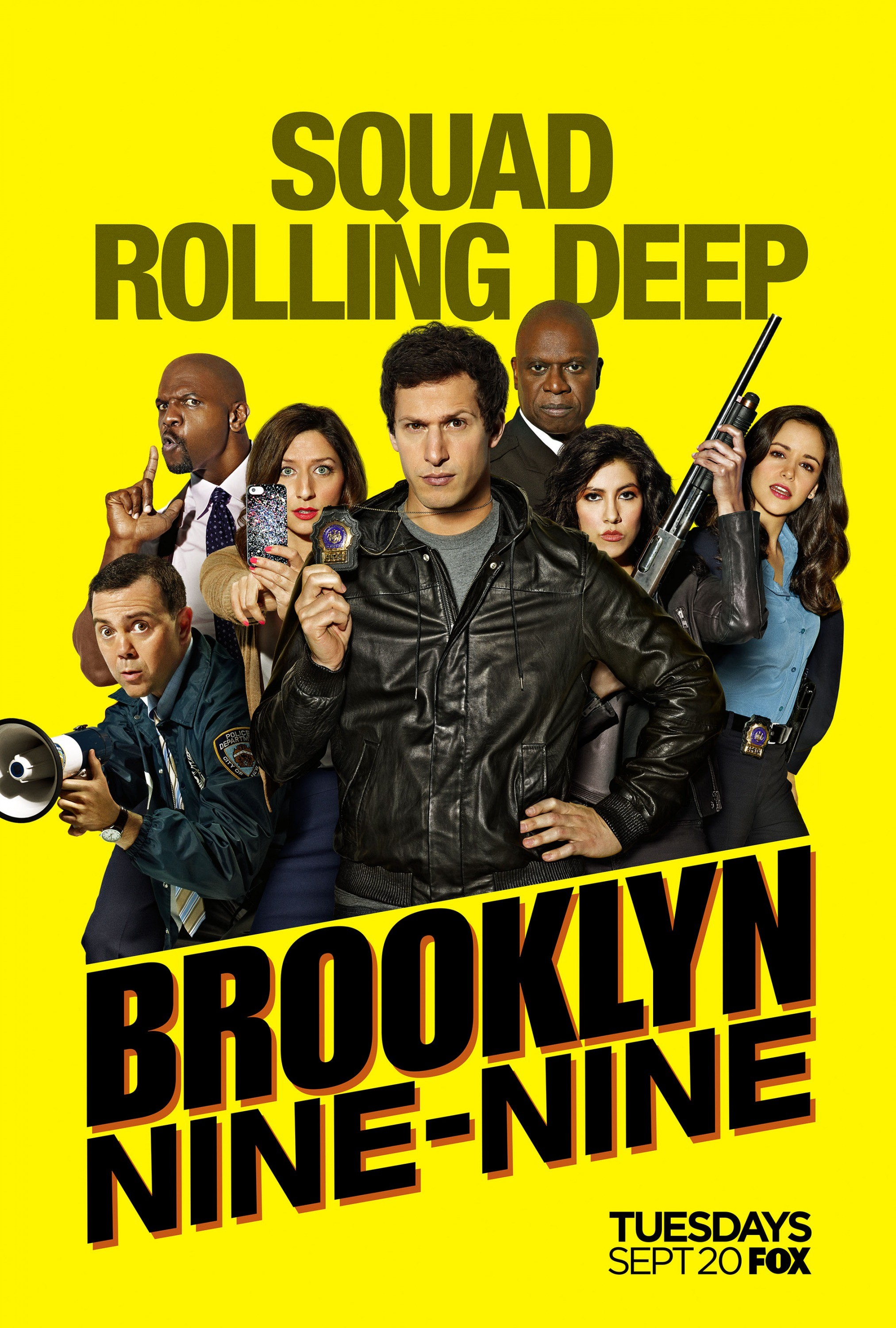 Brooklyn Nine-Nine Season 4 神烦警探 第四季