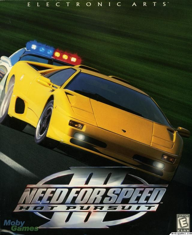 Need for Speed III: Hot Pursuit 极品飞车3:热力追踪