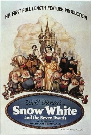 Snow White and the Seven Dwarfs 白雪公主和七个小矮人