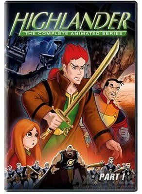 Highlander: The Animated Series Season 1 (1994) 高地人动画版 第一季 (1994)